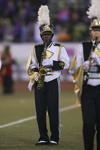 Uniondale High School performs at the 54th Annual Newsday Marching Band Festival at Mitchel Field Athletic Complex in Uniondale, October 20, 2016