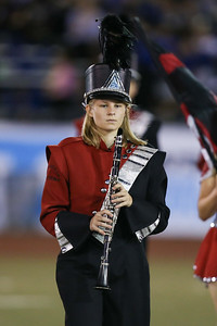 Valley Stream South High School performs at the 54th Annual Newsday Marching Band Festival at Mitchel Field Athletic Complex in Uniondale, October 19, 2016