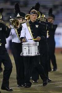 Wantagh High School performs at the 54th Annual Newsday Marching Band Festival at Mitchel Field Athletic Complex in Uniondale, October 18, 2016