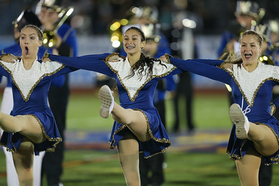 Bethpage High School performs at the 55th Annual Newsday Marching Band Festival at Mitchel Field Athletic Complex in Uniondale, October 17th, 2017