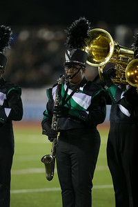 Brentwood High School performs at the 55th Annual Newsday Marching Band Festival at Mitchel Field Athletic Complex in Uniondale, October 17th, 2017