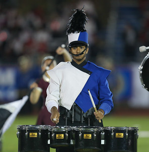 Division Ave High School performs at the 55th Annual Newsday Marching Band Festival at Mitchel Field Athletic Complex in Uniondale, October 17th, 2017
