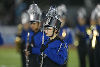 Elwood/John Glenn High School performs at the 55th Annual Newsday Marching Band Festival at Mitchel Field Athletic Complex in Uniondale, October 17th, 2017