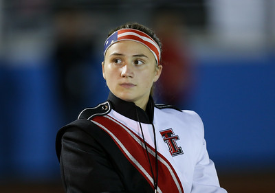 Island Trees High School performs at the 55th Annual Newsday Marching Band Festival at Mitchel Field Athletic Complex in Uniondale on Wednesday, Oct. 18, 2017. (Credit: Chris Bergmann)