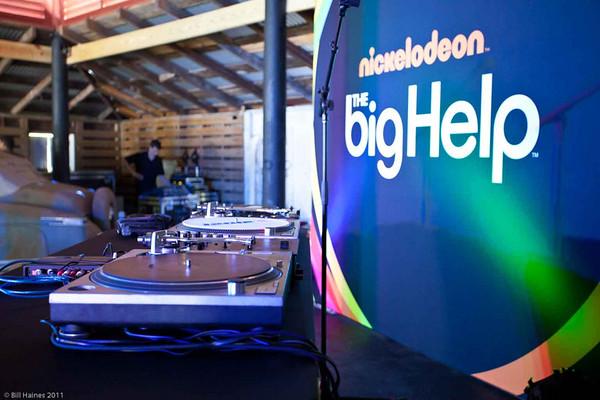 Nickelodeon's Big Help @ Docville