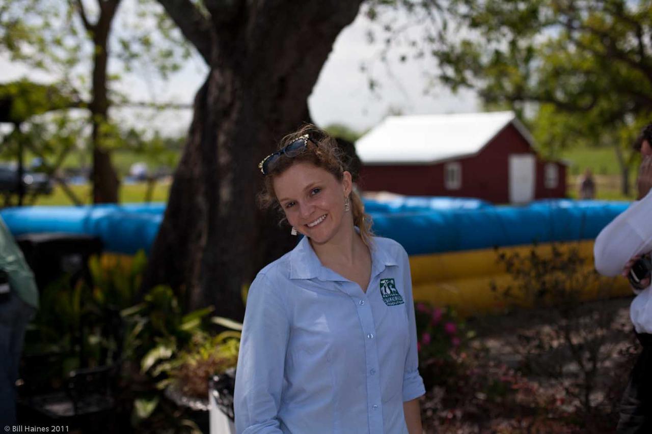 Amanda with the National wildlife Federation.
