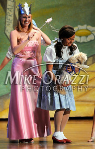 10/4/2009 Mike Orazzi | The Bristol Press The Miss Bristol 2009 Scholarship Pageant at Bristol Central High School.
