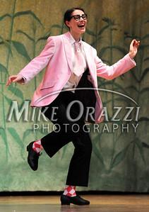 10/4/2009 Mike Orazzi | The Bristol Press Marisa Bainard at the 2009 Teen Miss Bristol Scholarship Pageant at Bristol Central High School on Saturday night.