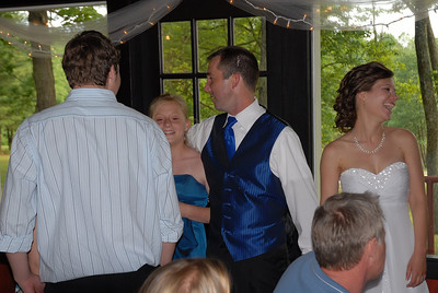 Nicole and Rich's Wedding, May 23,2009