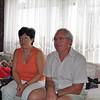 Bezoek van Annette & August (ouders van Michaël, mijn verpleger)