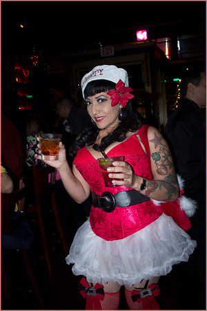 "Grown N Sexy Party ""Naughty Mistletoe"" Edition 12-13-12"