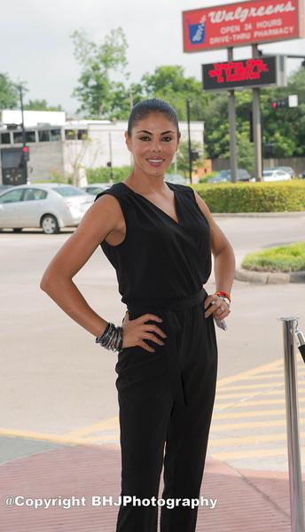 Model Marcela Bedoya.
