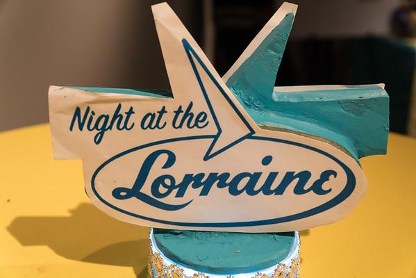 Night at the Lorraine