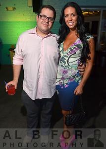 Dan Gross (Philly Gossip) & Stacey (Zarwin)