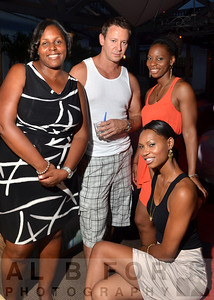 Kaci Griffin & Christopher Ricchetti with Brandi & Ariel Brockman