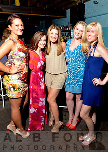 Amanda Reddick, Kathlyn C., Mindie Barnett, Andrea M., and Liz Powers