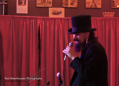 "The RingMaster ~ Just ""J""... Invite Carnivalesque to your next event:  http://www.carnivalesqueshows.com"