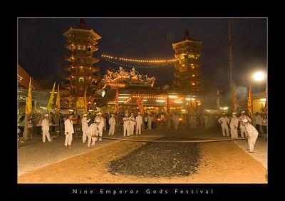 Nine Emperor Gods Festival 2006