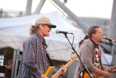 The Meat Puppets, Nitefall on the River, Des Moines, Iowa May4th, 2011