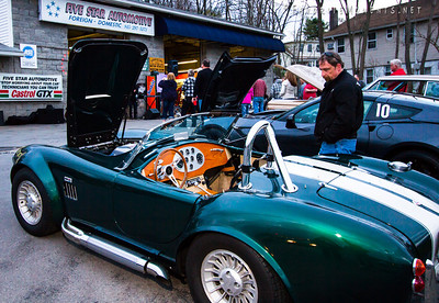 Five Star Automotiive Car Show