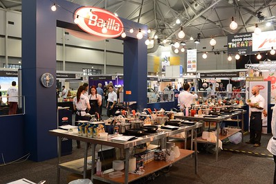 Barilla - 2014 Good Food & Wine Show, Brisbane Convention & Exhibition Centre, 17-19 October. Photos by Des Thureson - http://disci.smugmug.com.