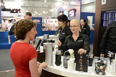 Nespresso - 2014 Good Food & Wine Show, Brisbane Convention & Exhibition Centre, 17-19 October. Photos by Des Thureson - http://disci.smugmug.com.