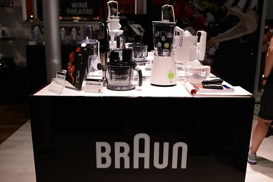 Braun - 2014 Good Food & Wine Show, Brisbane Convention & Exhibition Centre, 17-19 October. Photos by Des Thureson - http://disci.smugmug.com.