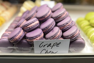 Grape, Macaroons - 2014 Good Food & Wine Show, Brisbane Convention & Exhibition Centre, 17-19 October. Photos by Des Thureson - http://disci.smugmug.com.