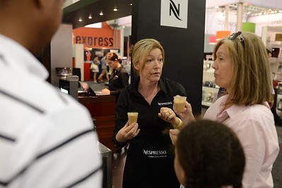 Nespresso - 2014 Good Food & Wine Show, Brisbane Convention & Exhibition Centre, 17-19 October. Photos by Des Thureson - http://disci.smugmug.com.