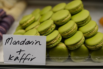 Mandarin & Kaffir, Macaroons - 2014 Good Food & Wine Show, Brisbane Convention & Exhibition Centre, 17-19 October. Photos by Des Thureson - http://disci.smugmug.com.