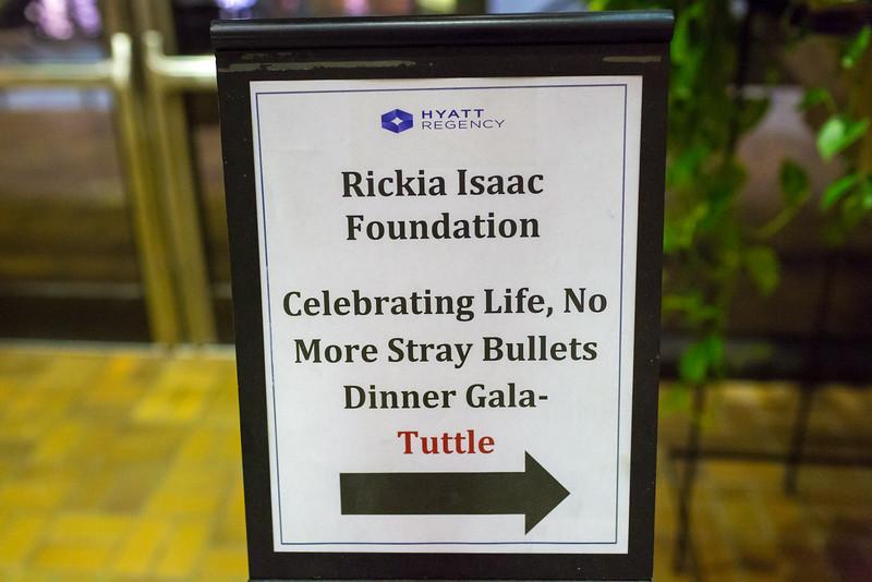 No More Stray Bullets Dinner