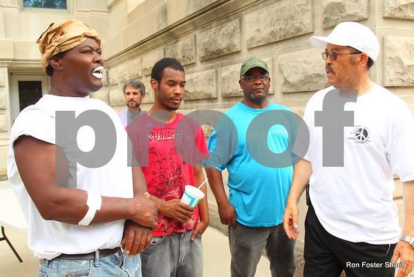 No Slave Image in Indy- Indpl's, Ind