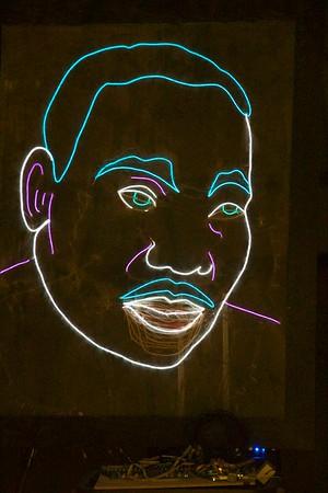 Neon MLK