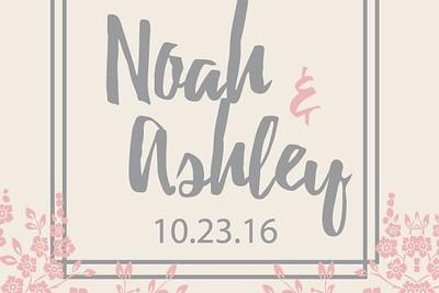 Noah & Ashley 10.23.16