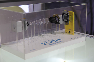 A glimpse inside the Nokia Lumia 1020's zoom technology.