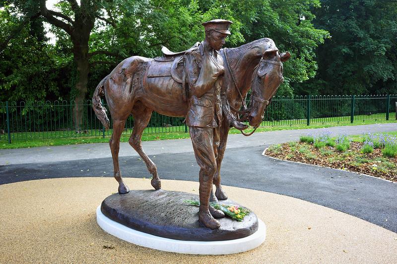Romsey Park 4 July 2015