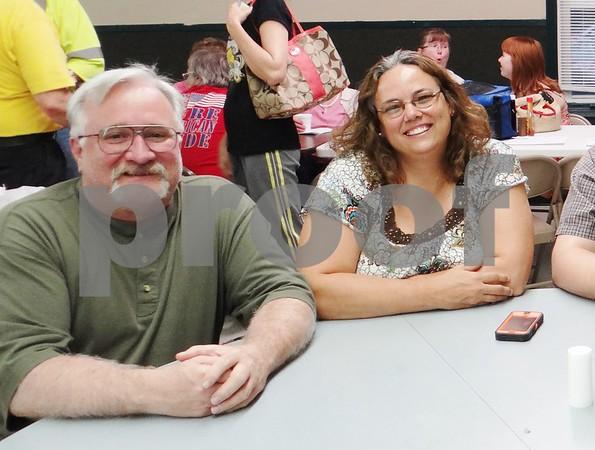 J.R.Stubbs and Ricki Osborn Stubbs