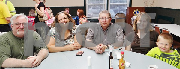 J.R. Stubbs, Ricki Osborn Stubbs, Jim Stubbs, Kelly Wagner, and Kelly Wagner.