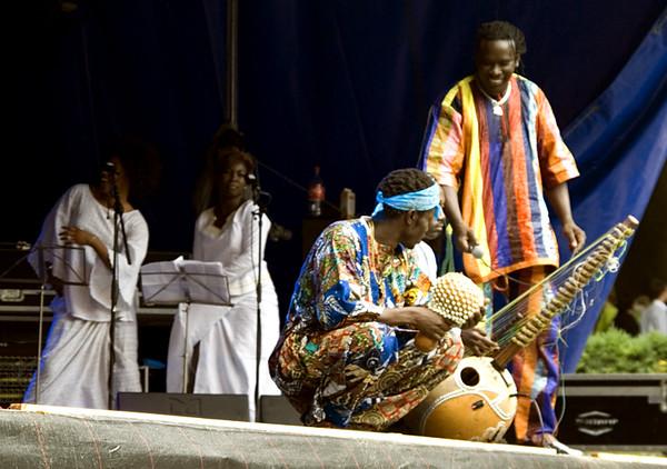 Ousman's Fanfare