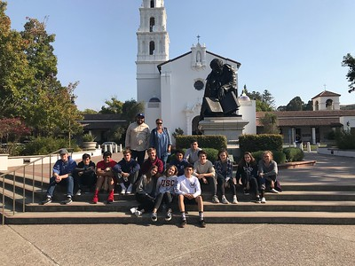 Nor Cal College Trip 2017