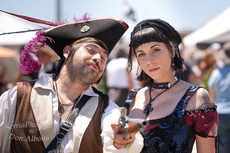 Northern California Pirate Festival<br /> <br /> 20110619-IMG_1705