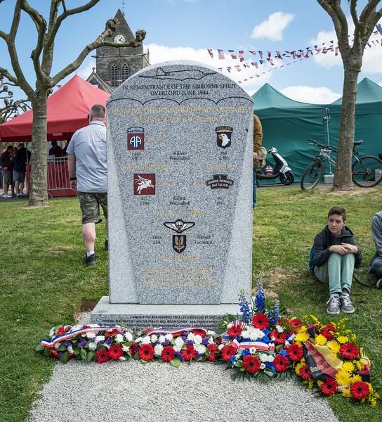 This monument was erected in 2014 -- more about it at the link below