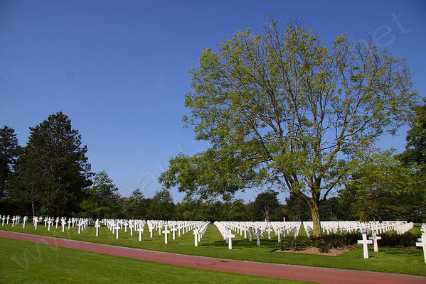 It is difficult to show the number of graves that are in this Cemetery
