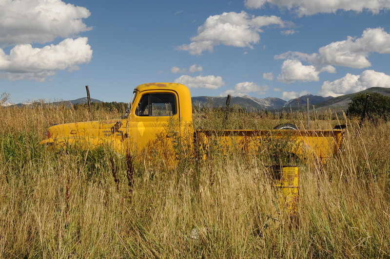 One of my Aunt Kathy's trucks.