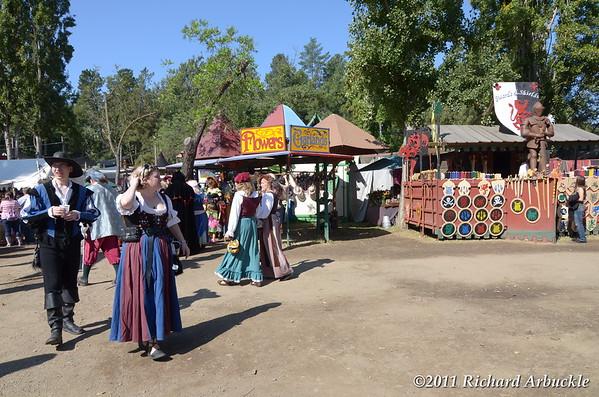 Northern California Renaissance Faire 2011