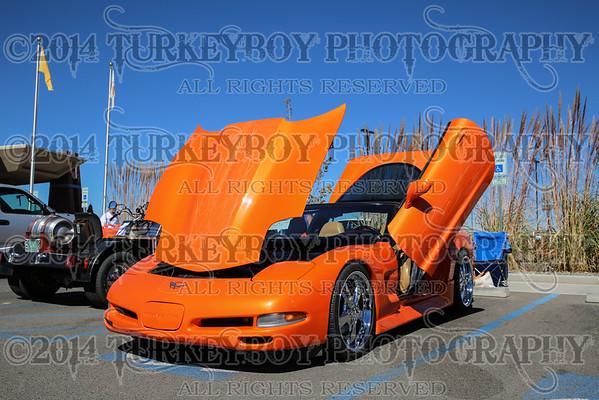 Northern Edge Navajo Casino Car Show