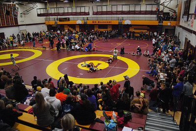 Northfield James Gang Wrestling 2013