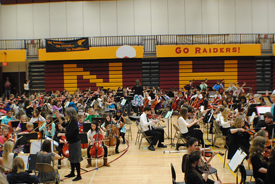 Northfield Orchestra 2014