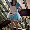 Teen maid