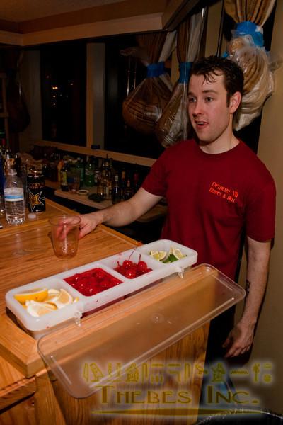 Dethcon bartender